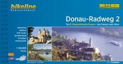 Donau-Radweg, Österreichische Donau - Von Passau nach Wien,