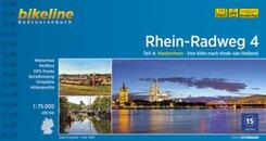 Rhein-Radweg, Niederrhein, Von Köln nach Hoek van Holland4