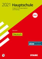 Hauptschule 2021 - Deutsch - Hessen