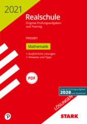 Realschule 2021 - Mathematik Lösungen - Hessen