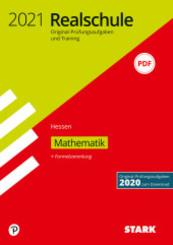 Realschule 2021 - Mathematik - Hessen