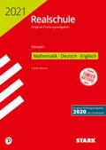 Realschule 2021 - Mathematik, Deutsch, Englisch - Hessen