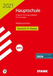 Hauptschule 2021 - Deutsch 9. Klasse - Niedersachsen