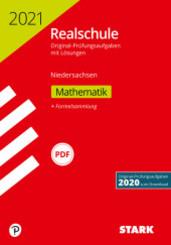 Realschule 2021 - Mathematik - Niedersachsen