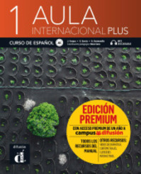 Aula internacional Plus - Libro del alumno + audios y vídeos online + Premium - Vol.1