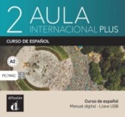 Aula internacional Plus - Llave USB con libro digital, USB-Stick - Vol.2