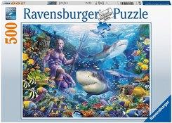 Herrscher der Meere (Puzzle)