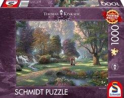 Spirit, Weg des Glaubens (Puzzle)