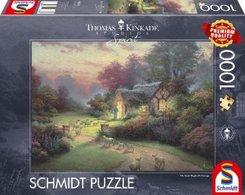 Spirit, Cottage des guten Hirten (Puzzle)