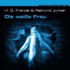 DreamLand Grusel - Die weiße Frau, 1 Audio-CD