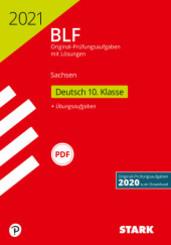 Besondere Leistungsfeststellung BLF 2021 -Deutsch 10. Klasse - Sachsen