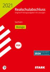 Realschulabschluss 2021 - Biologie - Sachsen