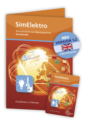 SimElektro - Grundstufe 1.0 - Simulationen zur Elektrotechnik - Keycard