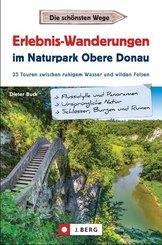 Erlebnis-Wanderungen im Naturpark Obere Donau