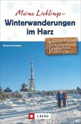 Meine Lieblings-Winterwanderungen Harz