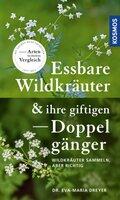 Essbare Wildkräuter & ihre giftigen Doppelgänger