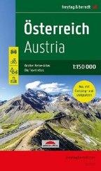 Österreich, Autoatlas
