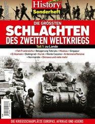 Die größten Schlachten des Zweiten Weltkriegs - Tl.1