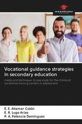 Vocational guidance strategies in secondary education