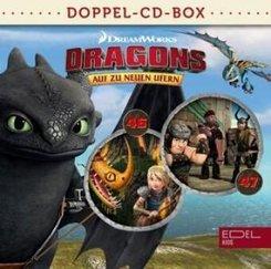 Dragons - Auf zu neuen Ufern - Dragons-Doppel-Box