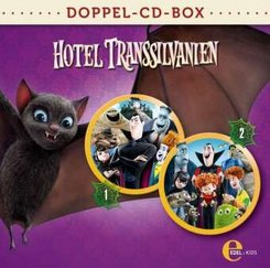 Hotel Transsilvanien-Doppel-Box