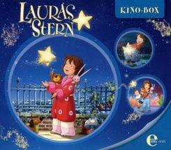 Lauras Stern - Kino-Box, 3 Audio-CD - Box.1