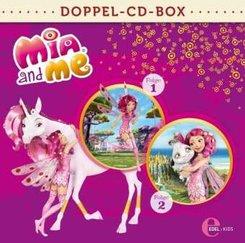 Mia and me-Doppel-Box-Folgen 1+2-Hörspiele