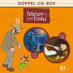 Pettersson und Findus - Doppel-Box, 2 Audio-CD