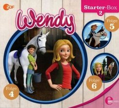 Wendy - Starter-Box, 3 Audio-CD - Box.2