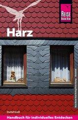 Reise Know-How Reiseführer Harz