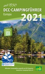 DCC-Campingführer Europa 2021