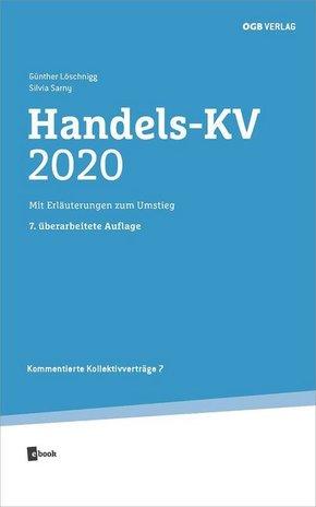 Handels-KV 2020, m. 1 E-Book