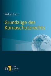 Grundzüge des Klimaschutzrechts