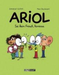 Ariol - Sei kein Frosch, Vanessa