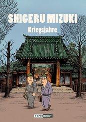 Shigeru Mizuki: Kriegsjahre