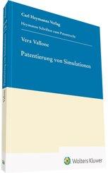 Patentierung von Simulationen