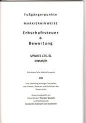 Erbschaftssteuer & Bewertung UPDATE 175. EL ErbStR/H