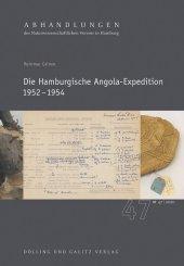 Die Hamburgische Angola-Expedition 1952 - 1954