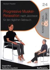 Progressive Muskel-Relaxation nach Jacobson