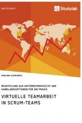 Virtuelle Teamarbeit in Scrum-Teams