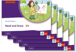 Read and draw 3/4 (5 Exemplare)