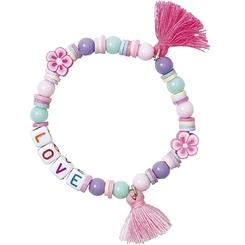 Mini Perlen Armband Set, Love
