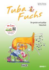 Tuba Fuchs Band 1 mit CD