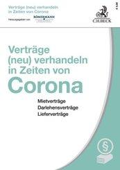 Verträge (neu) verhandeln in Zeiten von Corona