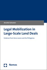 Legal Mobilization in Large-Scale Land Deals