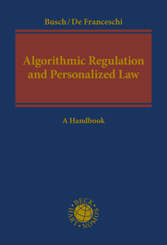 Algorithmic Regulation and Personalized Law