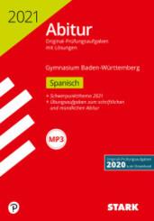 Abitur 2021 - Gymnasium Baden-Württemberg - Spanisch Basis-/Leistungsfach
