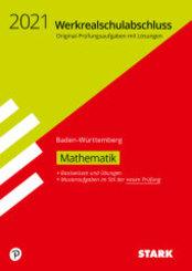 Werkrealschulabschluss 2021 - Mathematik 10. Klasse - Baden-Württemberg
