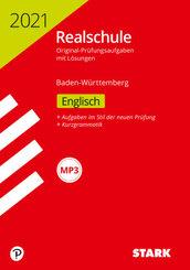 Realschule 2021 - Englisch - Baden-Württemberg, m. Audio-CD, MP3