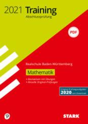 Training Abschlussprüfung Realschule 2021 - Mathematik - Baden-Württemberg